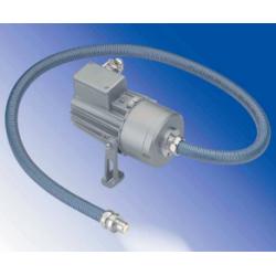 Projecteur à fibre optique antidéflagrant